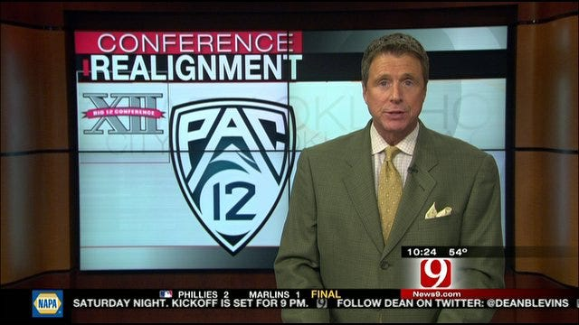 OU Board Of Regents To Discuss Conference Realignment