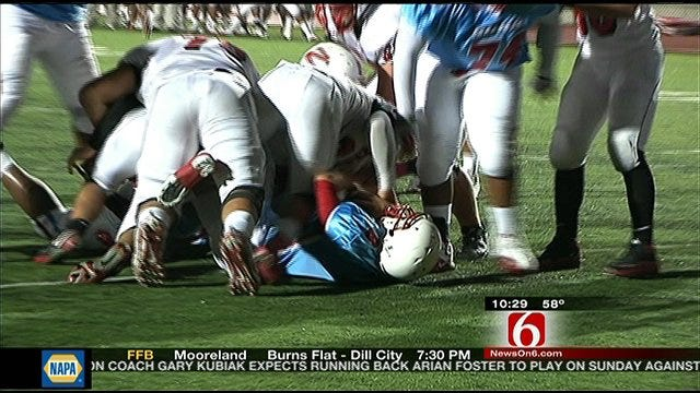Memorial Comes Back To Beat Claremore