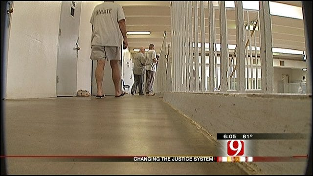 Oklahoma Lawmakers Look At Corrections Reform