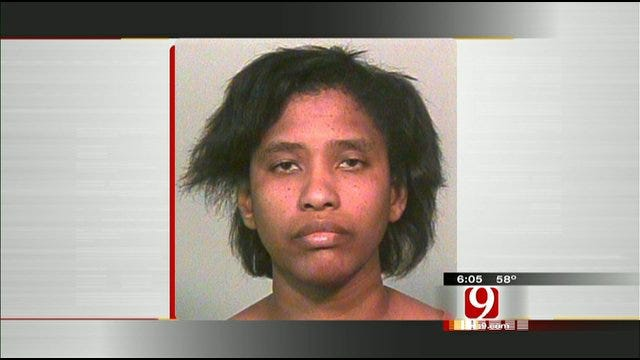 OKC Woman Arrested For Husband's Murder