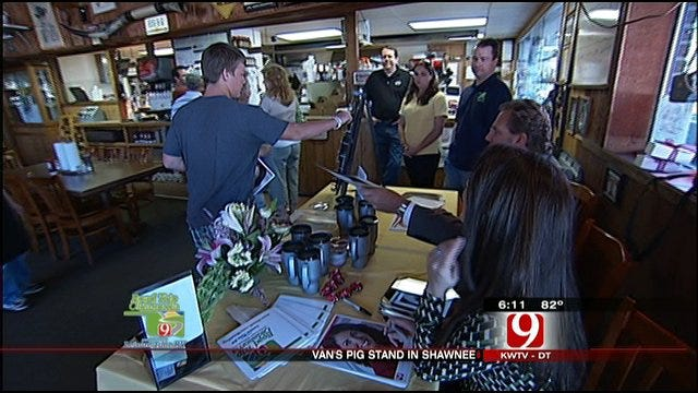 Road Trip Oklahoma: Shawnee Recap