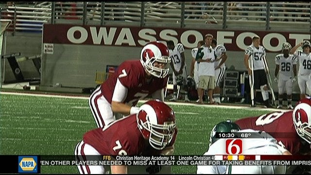 Lincoln Christian, Owasso Cruise To Victories