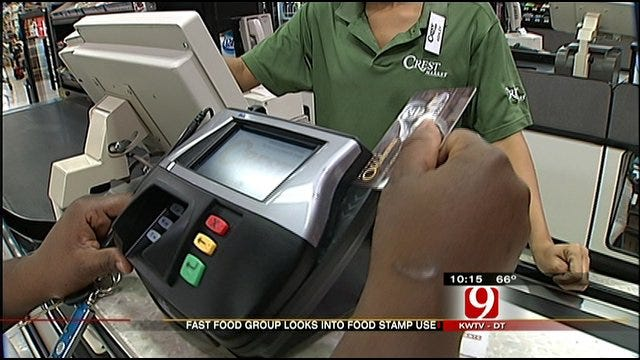 Food Stamps For Fast Food Coming To Oklahoma?