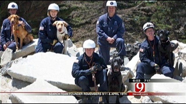 Search Dog Foundation Grows Through Tragedies