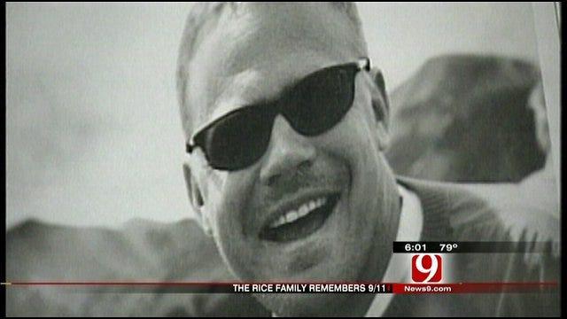 News 9 Talks To Mother Of Oklahoma Victim In September 11 Attacks