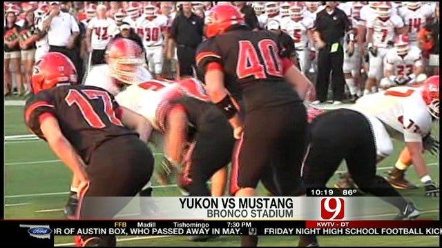 Game Of The Week: Yukon at Mustang