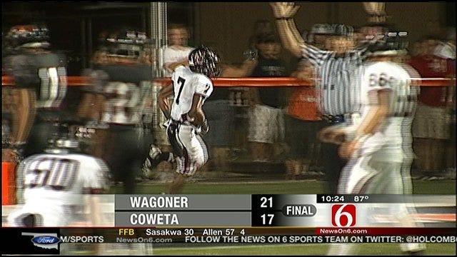 Wagoner vs. Coweta