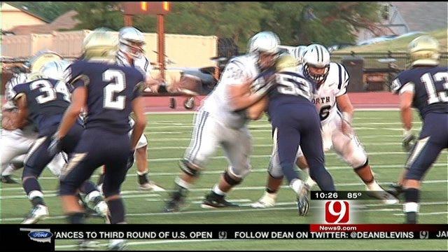 Edmond North Blows Out Southmoore