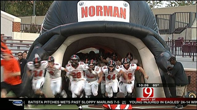 Norman Edges Past Norman North In Season Opener