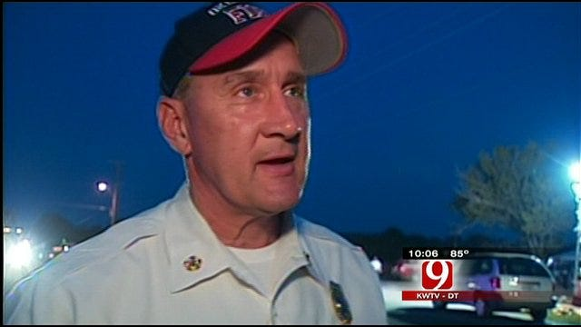 Fire Operations In NE OKC Draw To A Close