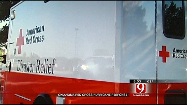 Oklahomans Volunteer To Help Those Affected By Hurricane Irene