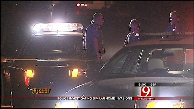 OKC Police Investigate Home Invasion Suspect's Death