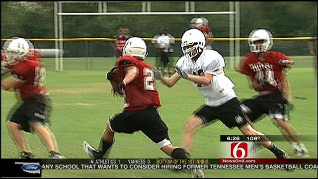 Preseason Blitz: Holland Hall