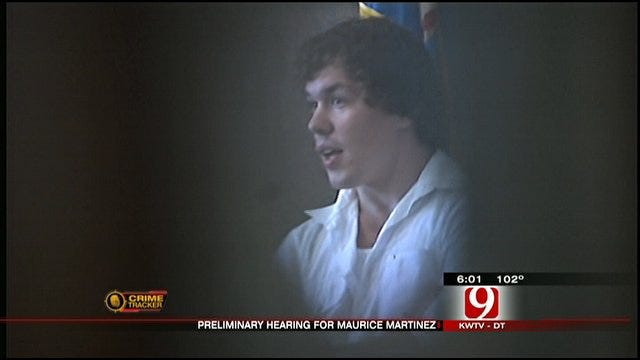 Foster Child Of OKC Police Officer Accused Of Molestation Testifies