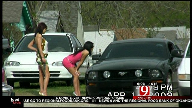Police Bust Prostitution Ring
