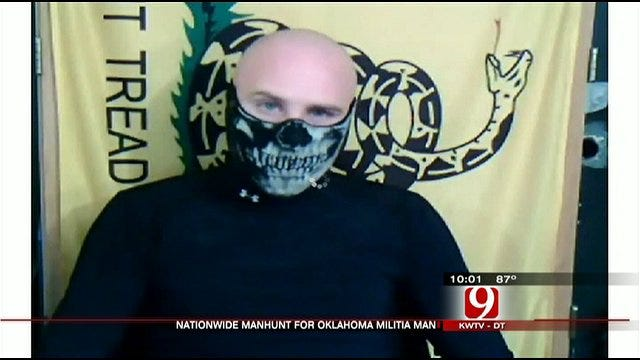 Oklahoma Ex-Marine Sparks Nationwide Manhunt