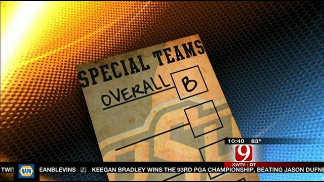 OSU Report Card: Special Teams
