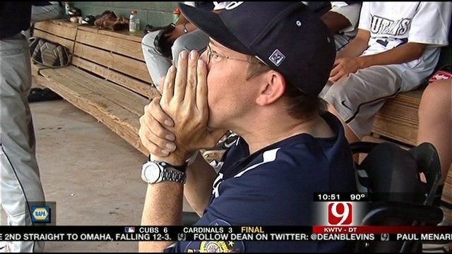 P.J. Schwartz: Oklahoma Outlaws' Biggest Fan
