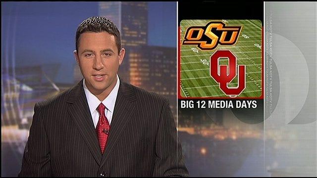 Big 12 Football Media Days