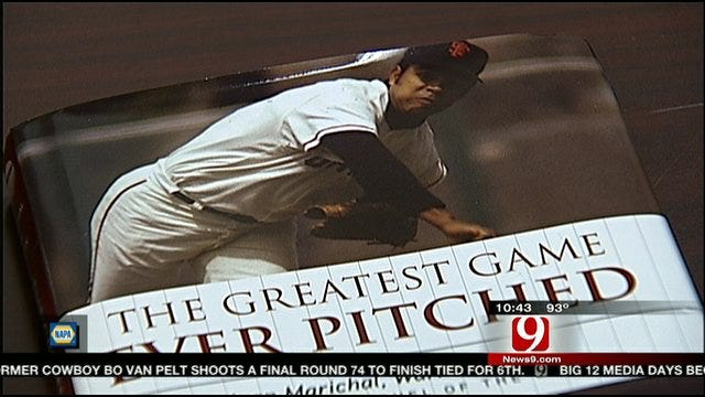 Spahn's Epic Pitching Battles Chronicled In New Book