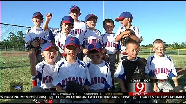 Little Blitzers: Moore Rangers