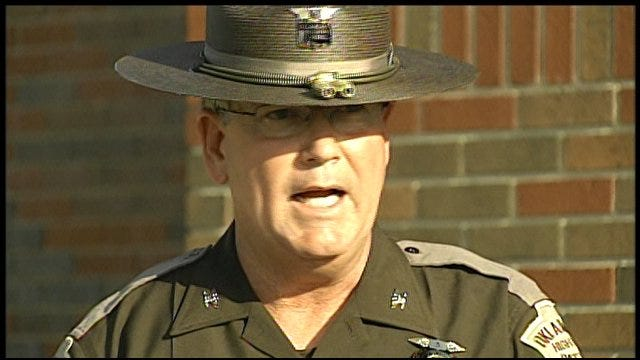 OHP Trooper Resigns