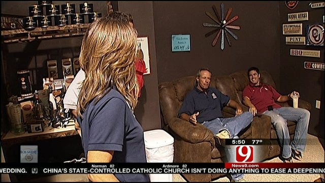 News 9 This Morning Team Takes Shopping Trip In Moore