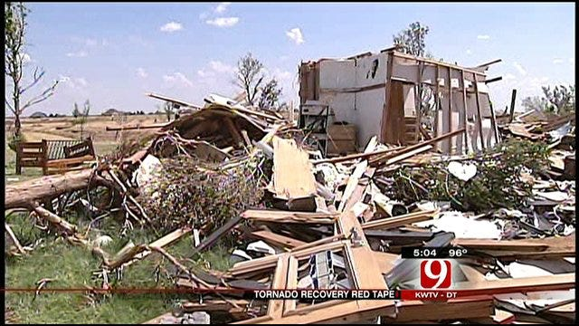 Piedmont Family Struggles With Tornado Damage To Home, Bank Won't Reimburse