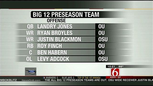 Preseason All-Big 12 Team Released
