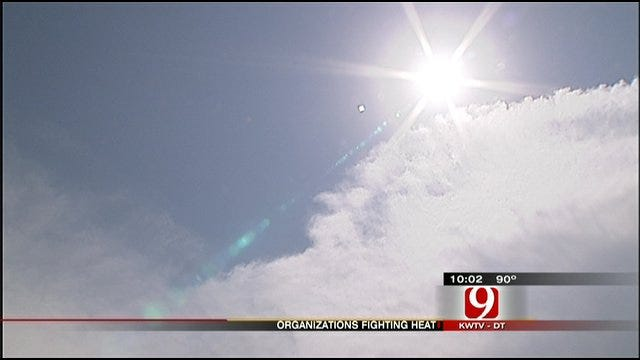 Heat Overwhelms OKC Charitable Organizations