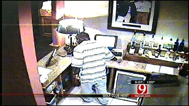 Country Club Bandit Strikes Toby Keith's Club In Norman