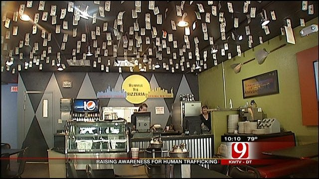 Edmond Business Owner Raises Money To Help Human Trafficking Victims