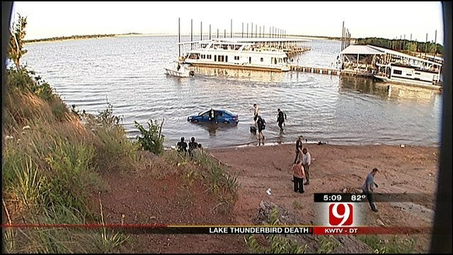Family Mourns Death Of Woman Who Drove Into Lake Thunderbird