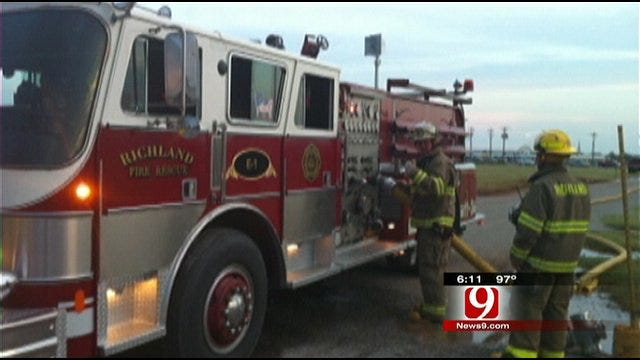 Neighbors Renew Richland Volunteer Fire Department
