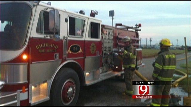Neighbors Renew Richland Volunteer Fire Department