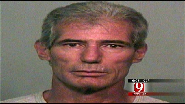 OKC Man Arrested On Molestation Charge