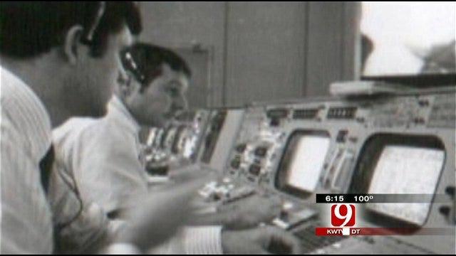 Last Shuttle Launch Bittersweet For OKC NASA Retiree