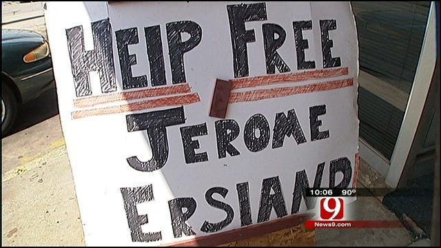 Ersland Petition Goes To Governor