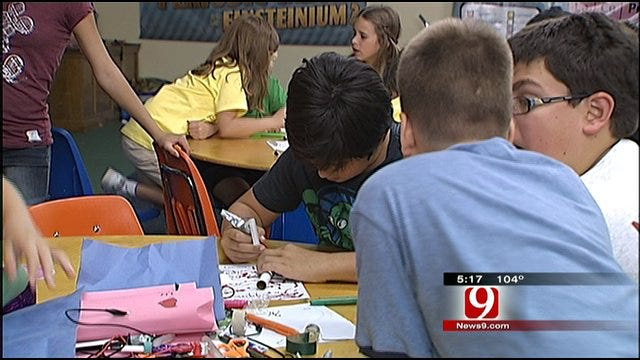 Science Museum Oklahoma Prepares for Shuttle Launch