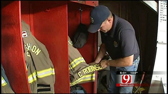 Cashion Firefighter Shuffle Keeps Surrounding Departments Busy