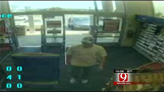 Warr Acres Pharmacy Plagued By Serial Robber