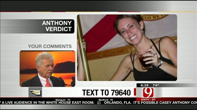 News 9 Legal Analyst On Why Casey Anthony Was Acquitted