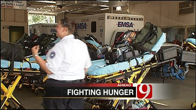 OKC First Responders Launch 'Meals By Medics'