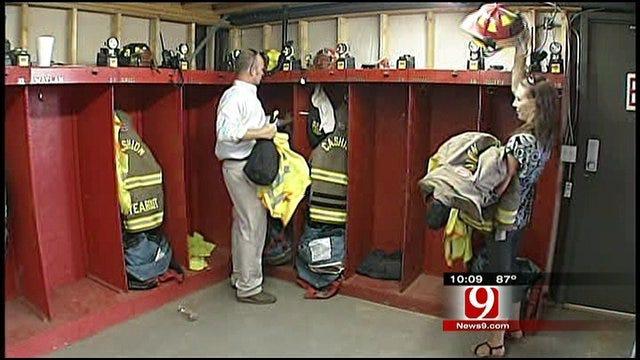 Cashion Town Council Guts Its Fire Department