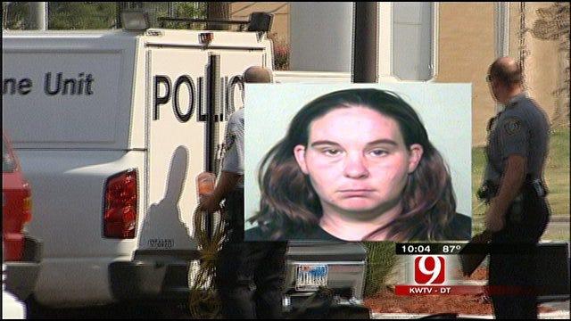 OKC Police Arrest Mom Of Severely Abused Boy