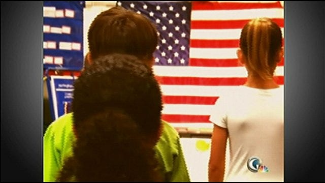 My 2 Cents: NBC's Editing Of Pledge Of Allegiance Angers Viewers