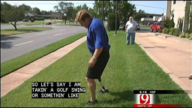 OK Veteran Gets A Bionic Leg
