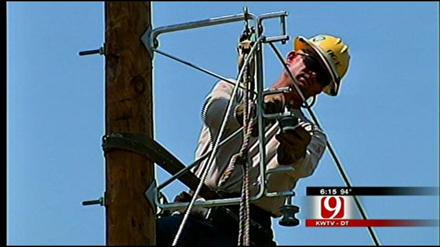 Some Norman Residents Still Without Power