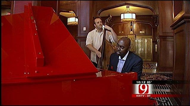 OKC Police Veteran Dedicates Himself To Jazz