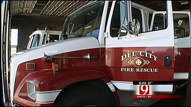 Del City Looking To Buy New Fire Trucks